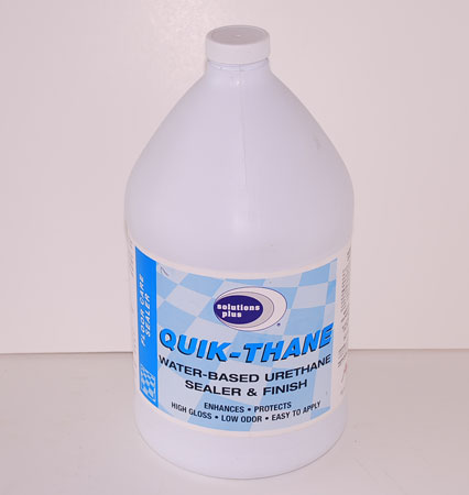 Quik-Thane - Wood Floor Finish